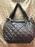 (Текстиль)Женские сумка стеганная prada.Стильная/спорт/Сумка женская спортивная/сумка стеганная, фото 4
