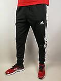 Мужской спортивный костюм Adidas копия, фото 9