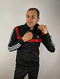 Мужской спортивный костюм Adidas копия, фото 2