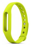 Xiaomi Ремешок для Фитнес-трекера Mi Band (Mi Fit) Green ORIGINAL