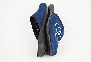 Тапочки женские Inblu NC5B Синие, фото 3