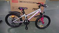 Подростковый спортивный алюминиевый велосипед 20 дюймов Girl XC-100 Crosser