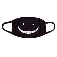 Чорна Маска захисна Посмішка Клас вбивць