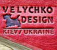 Кожаные изделия ручной работы VELICHKO DESIGN