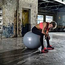 Мяч для фитнеса Reebok RAB-11016BL 65 см, фото 3