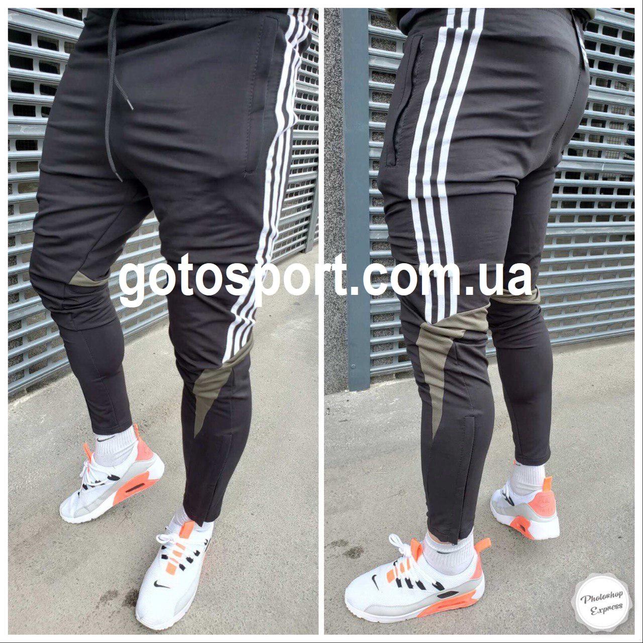 Мужские спортивные штаны Adidas Men Haki Cool