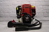 Мотокоса бензиновая HONDA GX35 (Кусторез, тример, бензокоса Хонда 35) 3.5 кВт/4.7 л.с, фото 6