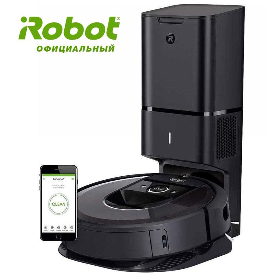 Робот Пылесос IRobot Roomba i7 Plus