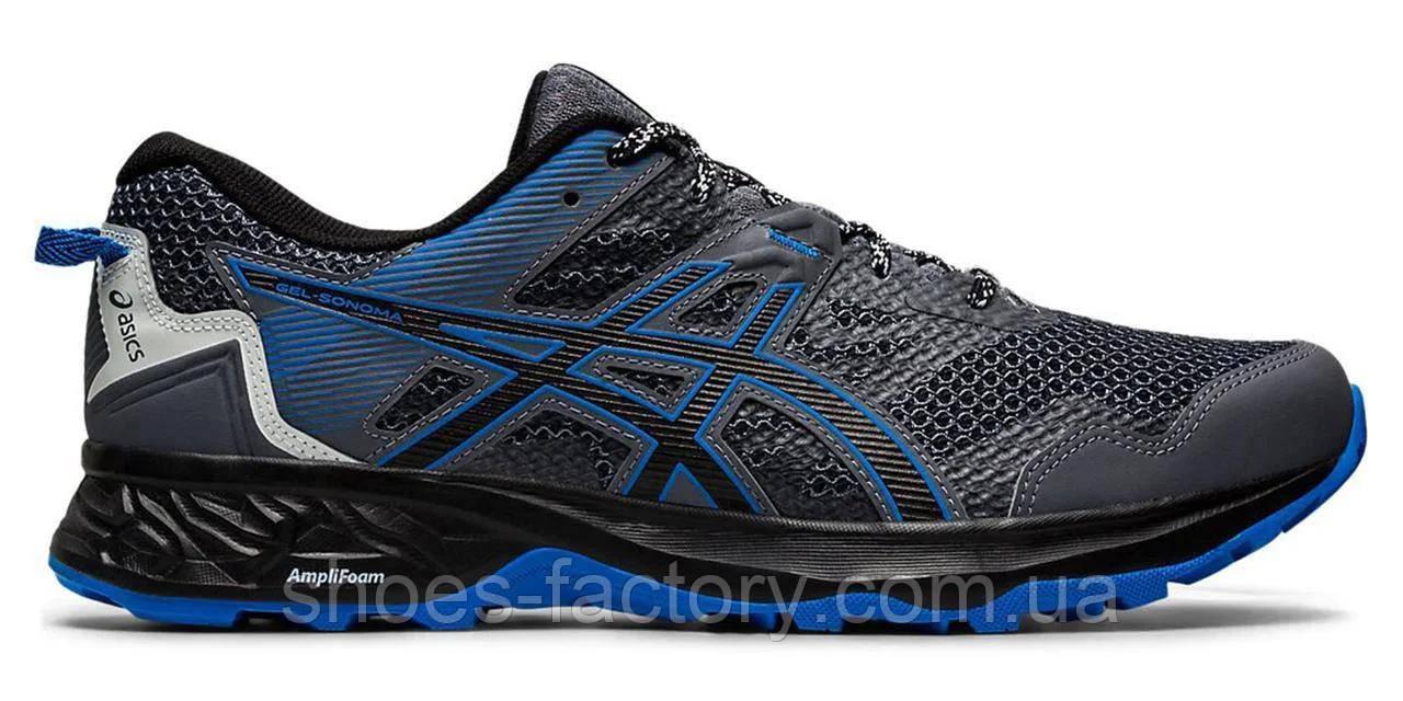 Мужские кроссовки ASICS GEL-Sonoma 5, 1011A661-020 (Оригинал)