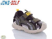 Детские босоножки для мальчика, бренда Jong Golf размеры 28, 31 cупер легкие