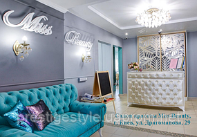 Салон красоты Miss Beauty, г. Киев, ул. Драгоманова, 29