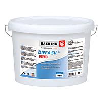 Фарба мінеральна силіконова матова Haering Diffasil D 1230 - біла - 10 л