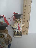 Фигурка сова 8 см