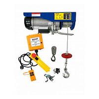 Тельфер электрический HUSAR BST P 400/800 [беспроводной пульт]