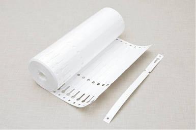 Етикетки для рослин TYVEK петля білі 1,275 х 22 см, 1000 шт