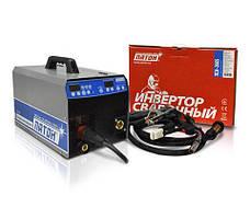 Інверторний цифровий напівавтомат ПАТОН ПСІ-160S DC MIG/MAG/MMA/TIG