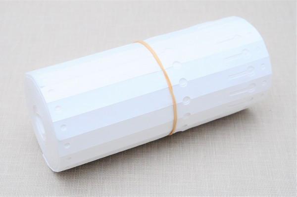 Етикетки для рослин TYVEK петля білі 1,7 х 22 см, 1000 шт