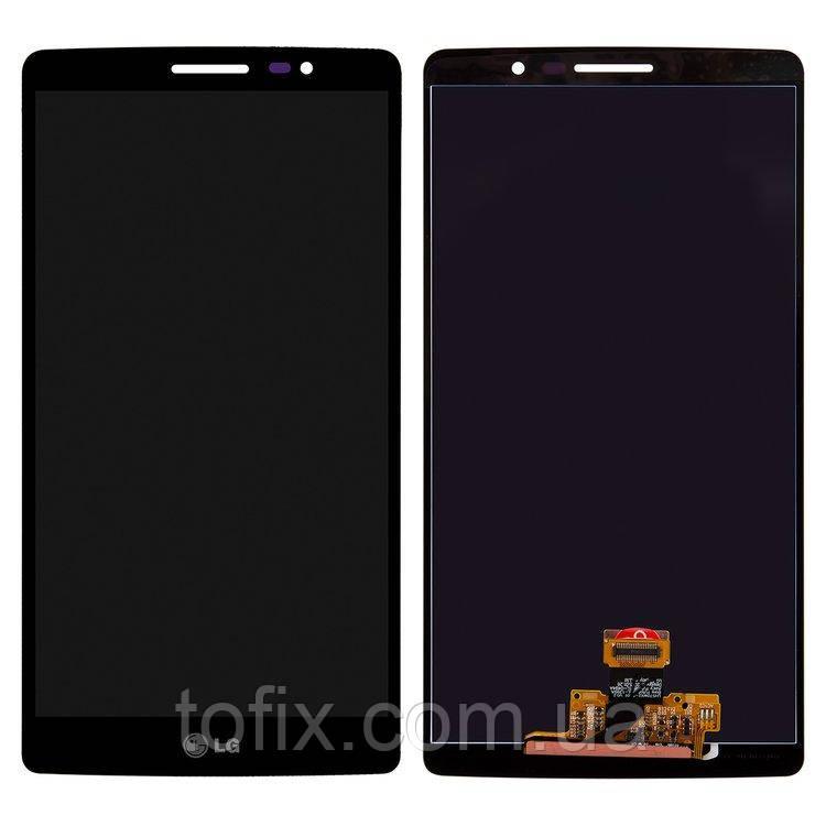 Дисплей для LG G4 Stylus H540F, H542, H631, H635, LS770, модуль в зборі (екран і сенсор), чорний, оригінал