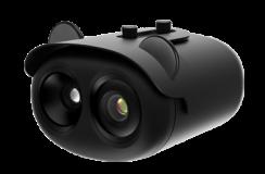 Тепловізійна IP відеокамера ZKTeco для моніторингу температури тіла ZN-T1