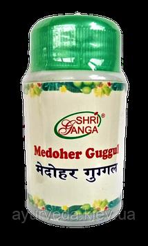 Медохар, Медари гугул - похудение, уменьшение жировой ткани, Medoher, Medari Guggal (50gm)