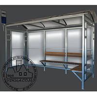 Автобусная остановка №3;Артикул:MKZ Z10