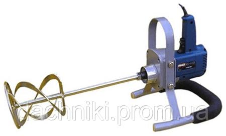 Миксер-дрель Фиолент МД1-11Э + насадка (венчик) двухветковой 120 мм, фото 2