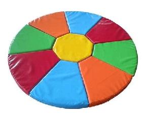 Модульный детский мягкий набор. Детский игровой модуль Ромашка