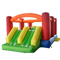 Надувной батут KIDIGO Fun World / Детские надувные батуты