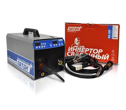 Инверторный цифровый полуавтомат ПАТОН ПСИ-200S DC MIG/MAG/MMA/TIG