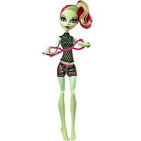 Кукла Monster High Fangtastic Fitness Venus McFlytrap Doll, Венера Мухоловка Фантастический Фитнес