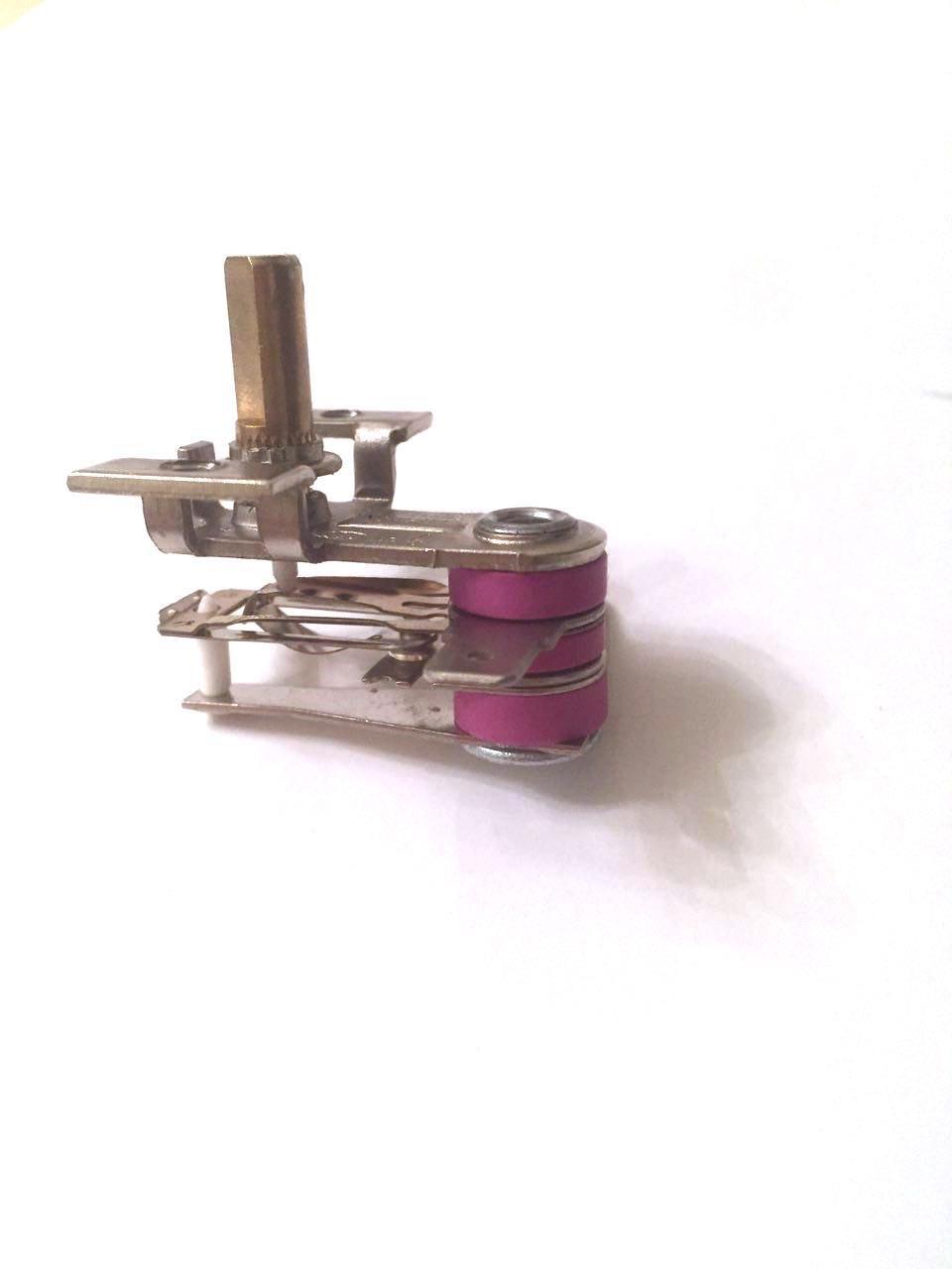 """Терморегулятор KST 220 /16A / 250V / """"с ушками"""" h=15мм"""