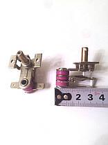 "Терморегулятор KST 220 /16A / 250V / ""с ушками"" h=15мм, фото 2"