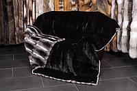 Ковдра з натурального хутра шиншили, фото 1