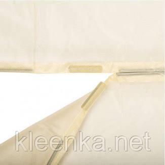 Антимоскитная сетка для дверей на магнитах, 1м*2,1м молочного цвета, фото 2