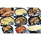 Сковорода двухсторонняя для гриля и жарки A-PLUS 30 см, фото 4