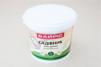 """Фарба для дерев та кущів """"Садівник"""" ТМ Bayris , 7 кг"""