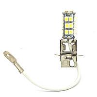 Цена за 1шт! Светодиодная лампа H3 LED ходовые огни в противотуманки SMD26 LED 12V, автолампа для птф