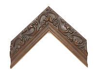 Багет дерев'яний коричневий