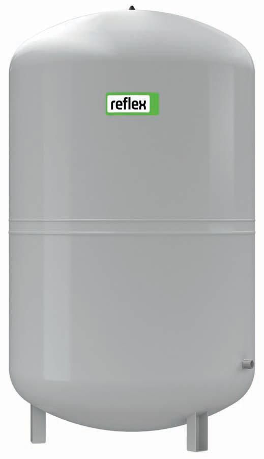 Расширительный бак вертикальный 500L N Reflex 6бар