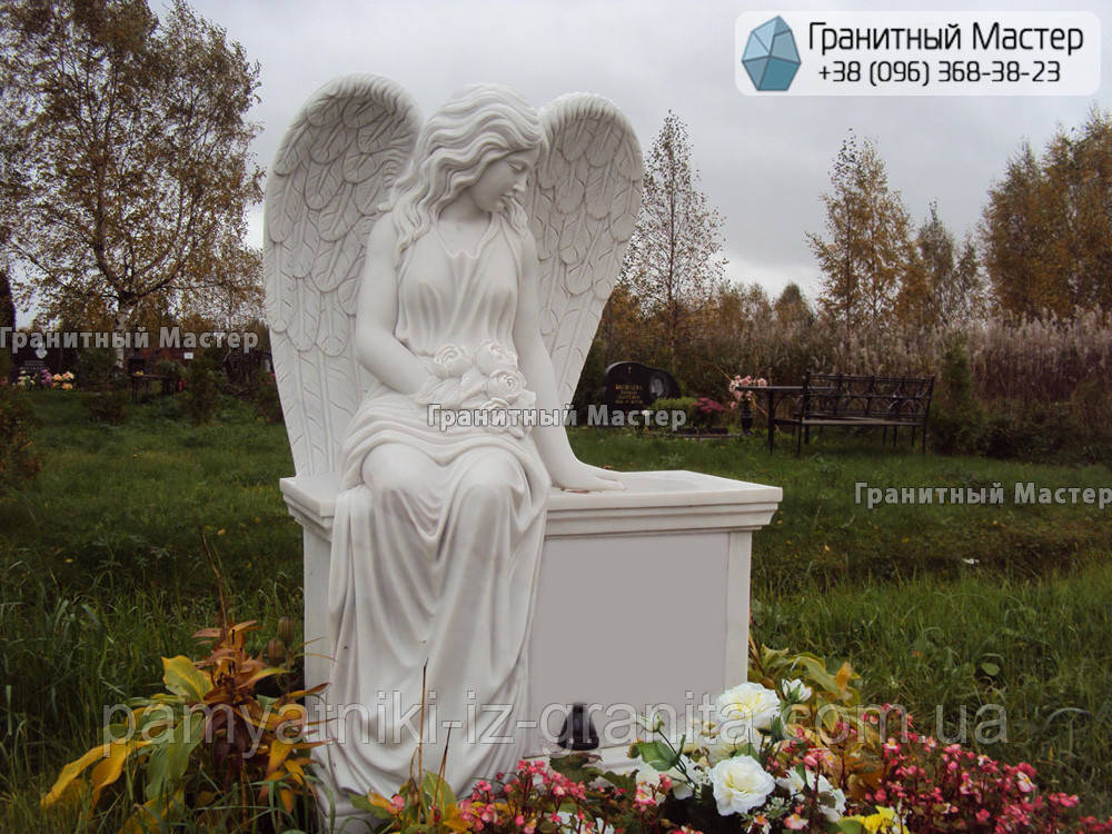 Статуя ангела СА-3