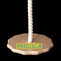 Качели-тарзанка деревянная «ПРЕМИУМ»