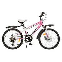 Велосипед 20д. Profi G20K421-1
