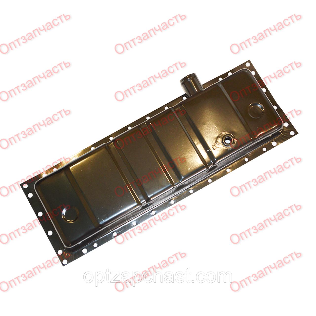 Бачок радиатора МТЗ нижний (металлический) (70-1301075)