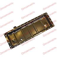 Бак радиатора ЮМЗ нижний (металлический) (36-1301070-Б)