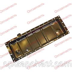 Бак радіатора ЮМЗ нижній (металевий) (36-1301070-Б)