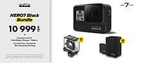 Экшн-камера Gopro HERO 7 Black CHDHX-701-RW з/у и бокс в подарок!