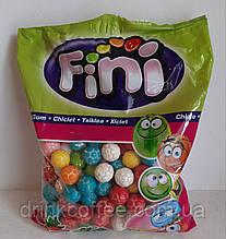 Жевательные конфеты жвачка Fini bubble gum Италия 1kg