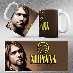 Чашка Nirvana 002