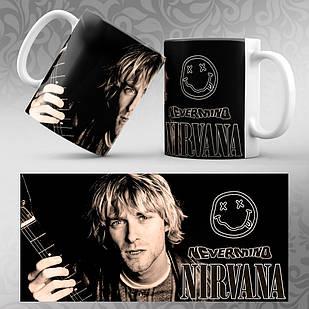 Чашка Nirvana 003