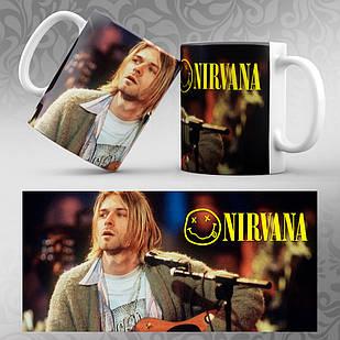 Чашка Nirvana 005